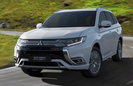 Mitsubishi Outlander PHEV 2019 facelift to debut in Geneva next month