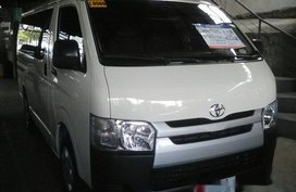 Toyota Hiace 2016 COMMUTER M/T for sale