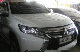 Good as new Mitsubishi Montero Sport 2016 for sale