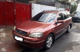 2001 Opel Astra 1.6 for sale