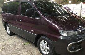 Hyundai Starex 1999 model for sale