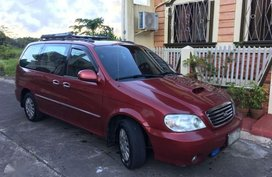 Kia Sedona 2002 model for sale