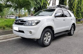 Good as new Toyota Fortuner 2008 G for sale