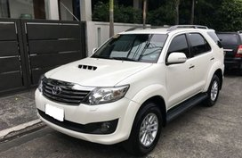 Well-maintained Toyota Fortuner 2008 for sale