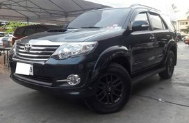 Well-kept Toyota Fortuner 4X2 2.5 G 2015 for sale