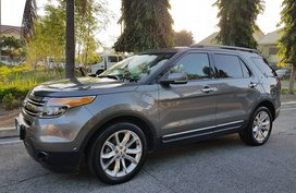 Good as new Ford Explorer 2013 4.0 for sale