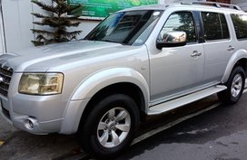 Well-maintained Ford Everest 2007 for sale