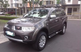 Top of the line Mitsubishi Montero Sports 2013 for sale