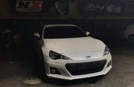 Well-maintained Subaru BRZ 2014 for sale