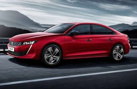 Peugeot 508 2019 looks more attractive in 4-door coupe design