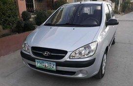 2010 Hyundai Getz Manual for sale