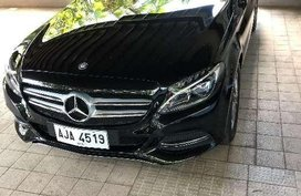 Mercedes Benz C200 2015 for sale