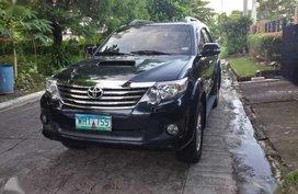 Toyota Fortuner V 30 2013 for sale