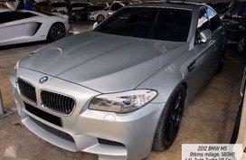 2012 BMW M5 with BBS Setup for sale