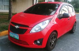 Chevrolet Spark 2013 acquired for sale