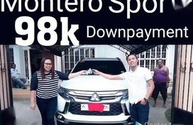 All new Mitsubishi Montero Sports 2018