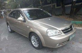 Chevrolet Optra sedan manual all power 2006 model for sale