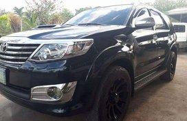 For sale Toyota Fortuner G 2013 Owner Seller Matic Diesel 4x2