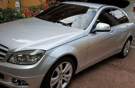 Good as new Mercedes-Benz C200 2007 for sale