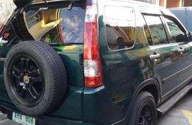 Honda CRV 7 Seater 2003 model for sale