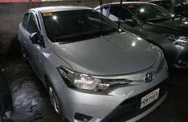 2017 Toyota Vios 1.3 J Silver Manual for sale