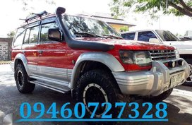 For sale Mitsubishi Pajero 4x4 2004