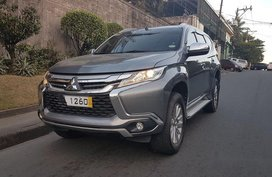 Well-maintained Mitsubishi Montero Sport 2016 for sale