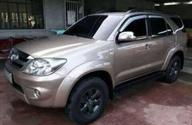 2006 Toyota Fortuner Diesel Matic for sale