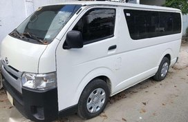 2017 Toyota Hiace Commuter 3.0 Diesel Manual for sale