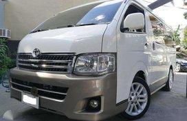 Toyota Hiace Super Grandia 2011 for sale