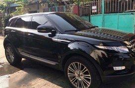 2013 Land Rover Range Rover Evoque SD4 for sale