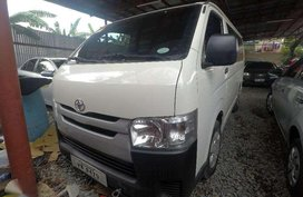 2017 Toyota HiAce Commuter 3.0 MT for sale