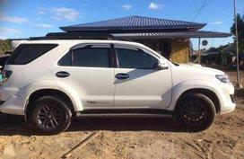 2015 Toyota fortuner TRD VERSION DIESEL for sale