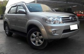 Well-maintained Toyota Fortuner 2011 for sale