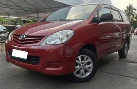 2010 Toyota Innova 2.0 E Gas Manual for sale