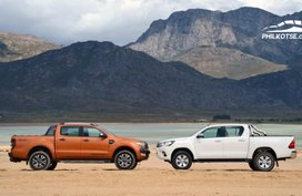 Ford Ranger vs Toyota Hilux: Your choice?