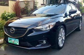 For sale 2013 Mazda 6 Skyactiv w/ i-stop