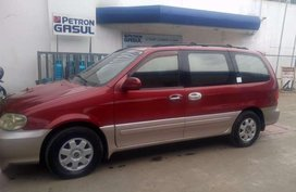 Kia Sedona 2003mdl for sale