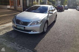2012 Silver Toyota Camry for sale