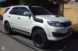 Toyota Fortuner 2013 G Diesel 4x2 AT for sale