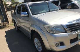 Toyota Hilux G manual diesel 2012 for sale