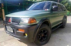Mitsubishi Montero Local US Version 4x4 1997 for sale