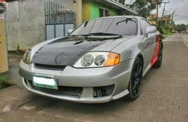 2003 Hyundai Tuscani Tiburon 2 Door Sports Car for sale