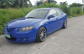 2006 Sale or Swap.. Mazda 3 limited edition
