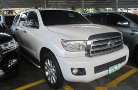 Well-maintained Toyota Sequoia 2010 for sale