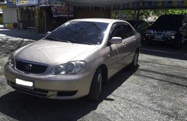 Well-maintained Toyoto Corolla Altis 2002 for sale