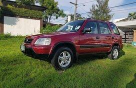 Well-kept Honda CRV 1999 for sale