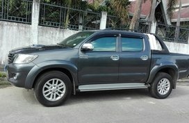 Well-maintained Toyota Hilux G 2012 for sale