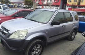 Well maintained Honda CRV 2004 AT for sale