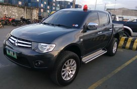 RUSH SALE 2012 MITSUBISHI STRADA GLX Manual